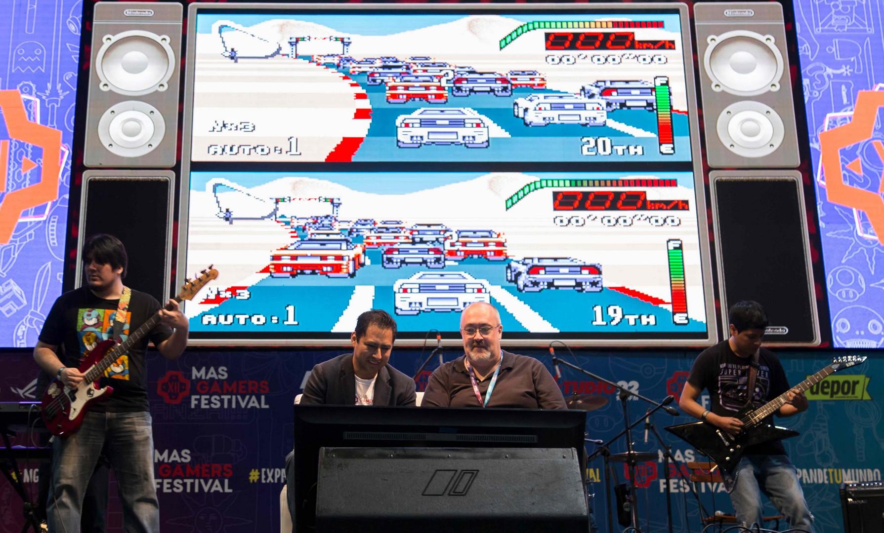 Festival Masgamers anterior